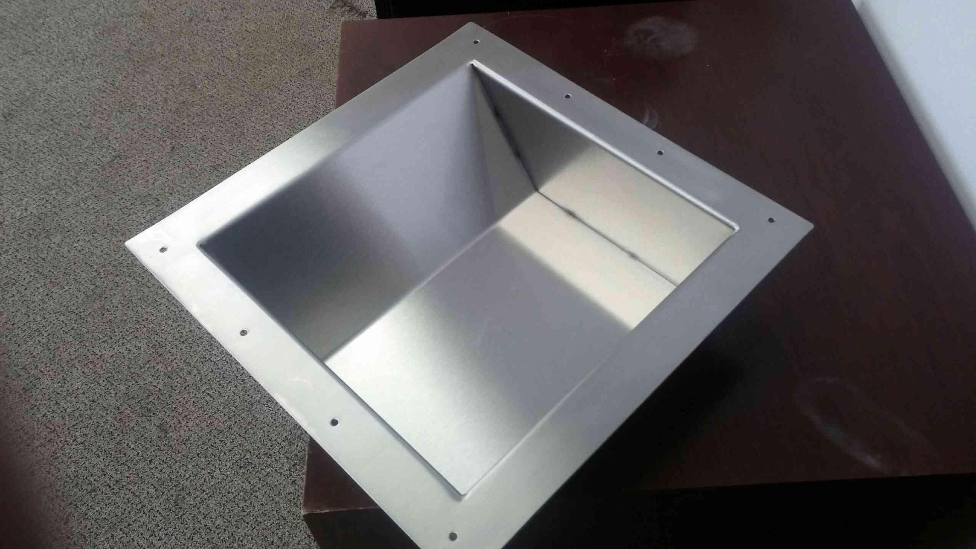 Stainless Steel Fabrication E Amp H Industrial Services